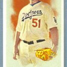 2010 Topps Allen & Ginter Baseball Mini SP Hi # Jonathan Broxton (Dodgers) #335