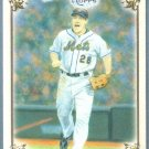 2010 Topps Allen & Ginter Baseball Sketches Daniel Murphy (Mets) #AGHS15