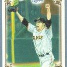 2010 Topps Allen & Ginter Baseball Sketches Jonathan Sanchez (Giants) #AGHS13