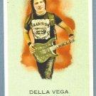 2010 Topps Allen & Ginter Baseball Tiago Della Vega (Guitar Player) #38
