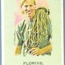 2010 Topps Allen & Ginter Baseball Hans Florine (Climber) #128