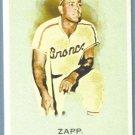 2010 Topps Allen & Ginter Baseball Jim Zapp (Negro League Player) #243