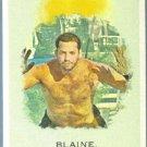 2010 Topps Allen & Ginter Baseball David Blaine (Magician) #272