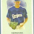 2010 Topps Allen & Ginter Baseball Clayton Kershaw (Dodgers) #275