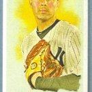 2010 Topps Allen & Ginter Baseball Mini Javier Vazquez (Yankees) #138
