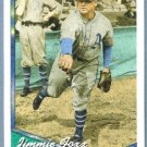2010 Topps Baseball Vintage Legends Jimmie Foxx (Philadelphia Athletics) #VLC47