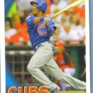 2010 Topps Update Baseball Rookie Debut Starlin Castro (Cubs) #US135