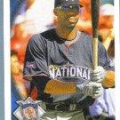 2010 Topps Update Baseball All Star Brian McCann (Braves) #US153