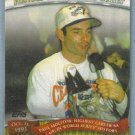 2010 Topps Baseball History of the World Series Paul Molitor (Blue Jays) #HWS18