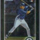 2010 Bowman Chrome Baseball Rookie Kila Ka'Aihue (Royals) #184