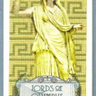 2010 Topps Allen & Ginter Baseball Mini Lords of Olympus Hera #LO4