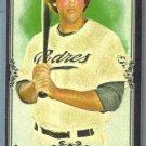 2010 Topps Allen & Ginter Baseball Mini Black Border Kyle Blanks (Padres) #164