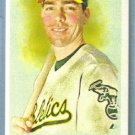 2010 Topps Allen & Ginter Baseball Mini A&G Back Rookie Matt Carson (Athletics) #63