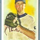 2010 Topps Allen & Ginter Baseball Mini A&G Back Scott Feldman (Rangers) #259
