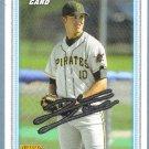 2010 Bowman Draft Picks & Prospects 1st Bowman Card Nate Roberts (Twins) #BDPP37