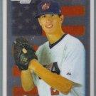 2010 Bowman Draft Picks & Prospects Chrome 1st Bowman Card USA Lucas Sims (Team USA) #BDPP109