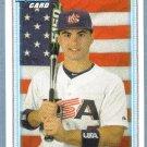 2010 Bowman Draft Picks & Prospects 1st Bowman Card USA Chris Chinea (Team USA) #BDPP97