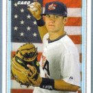 2010 Bowman Draft Picks & Prospects 1st Bowman Card USA Chris Okey (Team USA) #BDPP103