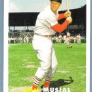 2011 Topps Baseball 60 Years of Topps Stan Musial (Cardinals) #60YOT-10