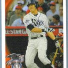 2010 Topps Update Baseball AL All Star John Buck (Blue Jays) #US108