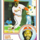 2011 Topps Baseball 60 Years of Topps Ozzie Smith (Cardinals) #60YOT-32