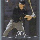 2010 Bowman Platinum Rookie Ike Davis (Mets) #66