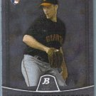 2010 Bowman Platinum Rookie Madison Bumgarner (Giants) #73