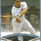 2011 Bowman Baseball Finest Futures Mike Stanton (Marlins) #FF5