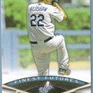 2011 Bowman Baseball Finest Futures Clayton Kershaw (Dodgers) #FF21