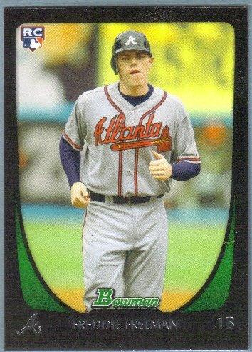 2011 Bowman Baseball Rookie Desmond Jennings (Rays) #203