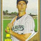 2011 Topps Heritage Baseball Gaby Sanchez (Marlins) #91