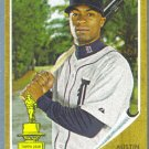 2011 Topps Heritage Baseball Austin Jackson (Tigers) #335