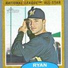 2011 Topps Heritage Baseball Sporting News NL All Star Ryan Braun (Brewers) #394