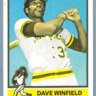 2011 Topps Baseball 60 Years of Topps Dave Winfield (Padres) #60YOT-84