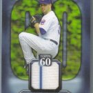 2011 Topps Baseball 60 Years of Topps GU Jersey Relic Randy Wells (Cubs) #T60R-RWE