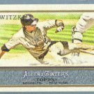 2011 Topps Allen & Ginter Baseball Mini A&G Back Troy Tulowitzki (Rockies) #150