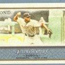 2011 Topps Allen & Ginter Baseball Mini A&G Back Ian Desmond (Nationals) #251