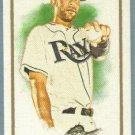 2011 Topps Allen & Ginter Baseball Mini A&G Back David Price (Rays) #255