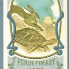"2011 Topps Allen & Ginter Baseball Mini Portraits of Penultimacy ""The Hare"" (Marathoner) #PP5"