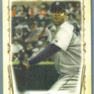 "2011 Topps Allen & Ginter Baseball ""Baseball Highlights Sketches"" Armando Galarraga (Tigers) #BHS12"