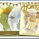 2011 Topps Allen & Ginter Baseball Hometown Heroes Chipper Jones (Braves) #HH34
