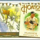 2011 Topps Allen & Ginter Baseball Hometown Heroes Phil Hughes (Yankees) #HH47