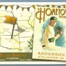 2011 Topps Allen & Ginter Baseball Hometown Heroes Brett Anderson (Athletics) #HH56