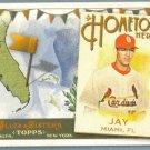 2011 Topps Allen & Ginter Baseball Hometown Heroes Jon Jay (Cardinals) #HH67