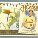 2011 Topps Allen & Ginter Baseball Hometown Heroes Lance Berkman (Cardinals) #HH93