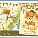 2011 Topps Allen & Ginter Baseball Hometown Heroes Brian McCann (Braves) #HH96