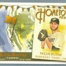 2011 Topps Allen & Ginter Baseball Hometown Heroes Brandon Morrow (Blue Jays) #HH97