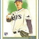 2011 Topps Allen & Ginter Baseball Rookie Jeremy Hellickson (Rays) #20
