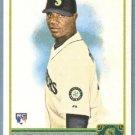 2011 Topps Allen & Ginter Baseball Rookie Michael Pineda (Mariners) #92