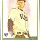 2011 Topps Allen & Ginter Baseball Rookie Jake McGee (Rays) #110